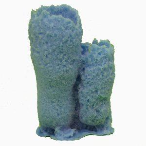 artificial corals mini dual tube sponge
